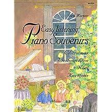 Piano souvenirs : 33 chants de Noël