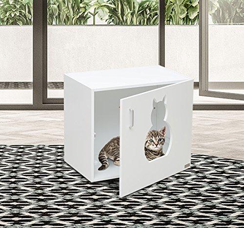 pawhut-mobiletto-porta-lettiera-toilette-per-gatti-in-mdf-63-x-535-x-41cm-bianco