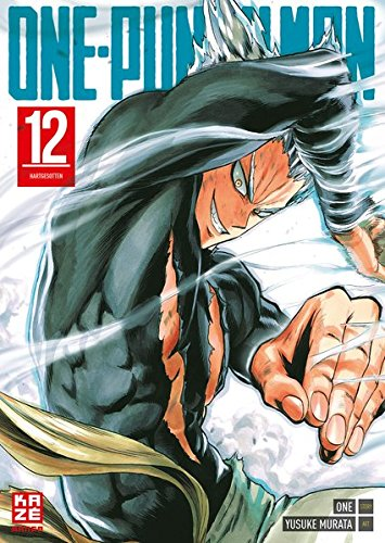 ONE-PUNCH MAN 12 - Allemand