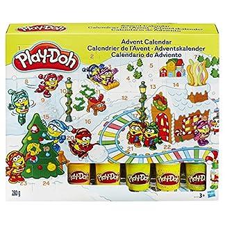 Play-Doh Hasbro b2199eu6–Calendario de Adviento