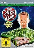 Mein Onkel vom Mars, Vol. 3 (My Favorite Martian)/Weitere 11 Folgen der Kult-Serie (Pidax Serien-Klassiker) [2 DVDs]