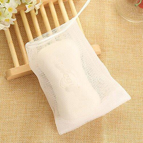 sh Bag Bubble Foam Net Peeling Dusche Reinigung Waschen Haut Pflege Bad Reinigung Zubehör (Dusche Bag)