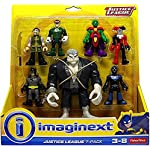 Justice League Fisher Price Imaginext Justice League 7-Pac with Exclusive Solomon Grundy DC NIP