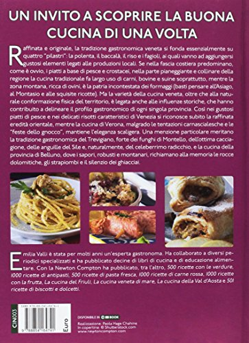 Libro La cucina del Veneto in oltre 600 ricette di Emilia Valli