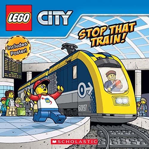 Stop That Train! (Lego City) por Ace Landers