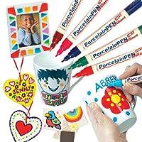 Porcelain Painting Super Value Pack for Children