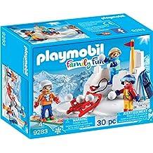 Playmobil - Lucha de Bolas de Nieve (9283)