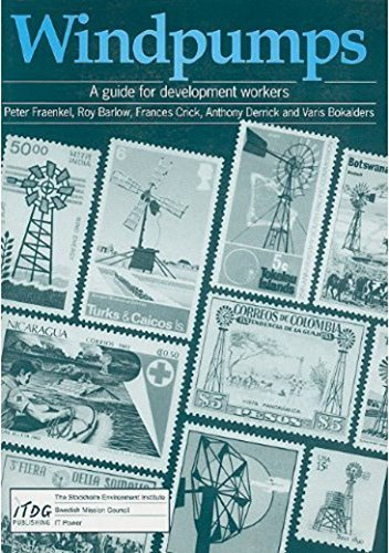 Windpumps: A Guide for Development Workers by Roy Barlow (1993-12-01)