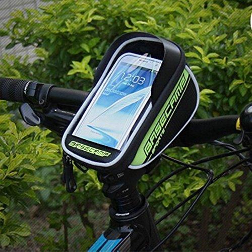 Bacecamp Wasserdichte MTB Fahrrad des Fahrrad Vordertasche Tasche Blau