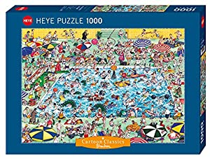 HEYE 29904 Cool Down Standard - Cubertería (1000 Piezas)