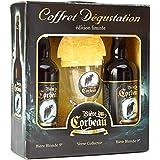 Corbeau 40682175 Belgium Bière 5 x 2 Ble 75 cl + 1 V Ct 1500 cl - Pack de 24