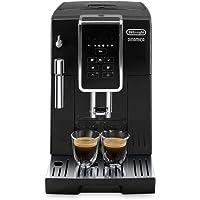 De'Longhi Dinamica ECAM 350.15.B Kaffeevollautomat mit Milchaufschäumdüse für Cappuccino, mit Espresso und Kaffee…