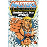 *Vintage* MASTERS OF THE UNIVERSE Story-Book SKELETOR'S Ice Attack (englisch)