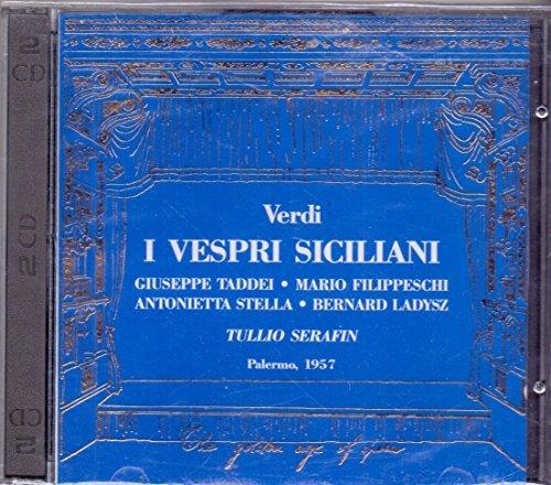 I Vespri Siciliani (French Import) by Filippeschi (1998-03-08)