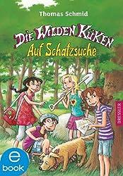Die Wilden Küken - Auf Schatzsuche: Band 5