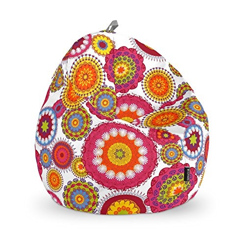 HAPPERS Puff Junior Estampado Desigual