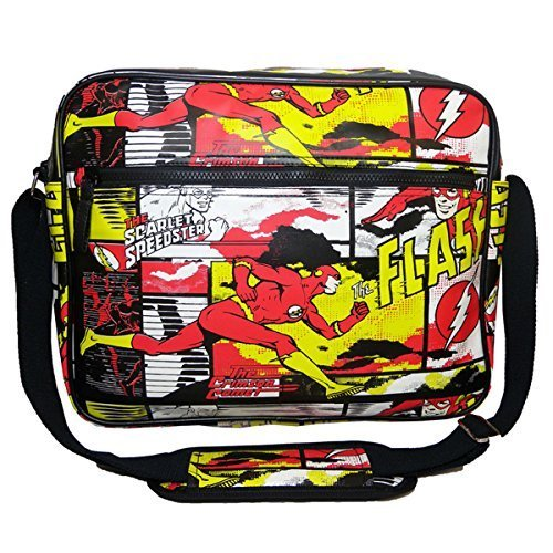 the-flash-comic-book-borsa-a-tracolla