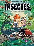 Les insectes en bande dessinée, Tome 2 : Avec un cahier pédagogique de 8 pages
