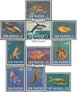 Prophila Collection San Marino 869-878 (kompl.Ausg.) 1966 ...