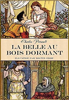 La Belle au bois dormant (édition illustrée) par [Perrault, Charles, Joy, Marie-Michelle]
