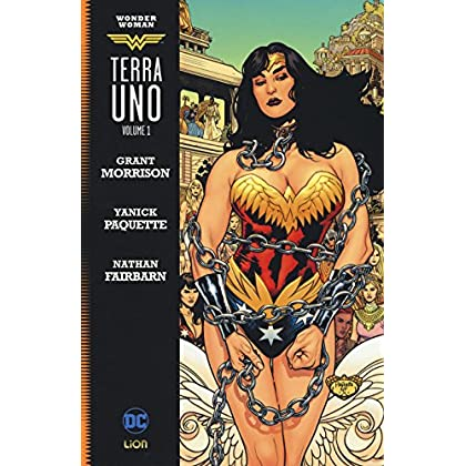Terra Uno. Wonder Woman: 1