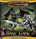 Dungeons & Dragons Basic Game: Dungeons & Dragons Game (D&D Game)