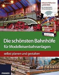 Die schönsten Bahnhöfe für Modelleisenbahnanlagen