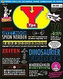 Nagelneues YPS Heft 1/2012 mit Gimmick Nr. 1258 Urzeitkrebse & Futter NEU OVP