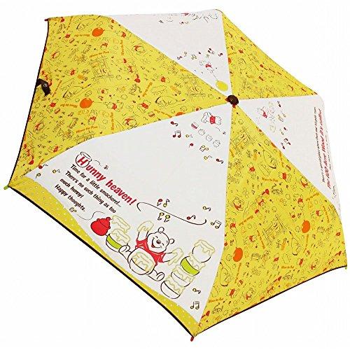 winnie-the-pooh-ombrello-pieghevole-pooh-honey-yellow-japan-import-90228