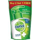 Dettol Liquid Handwash, Original- 175 ml (Buy 2 Get 1 Free) (Any Variant)