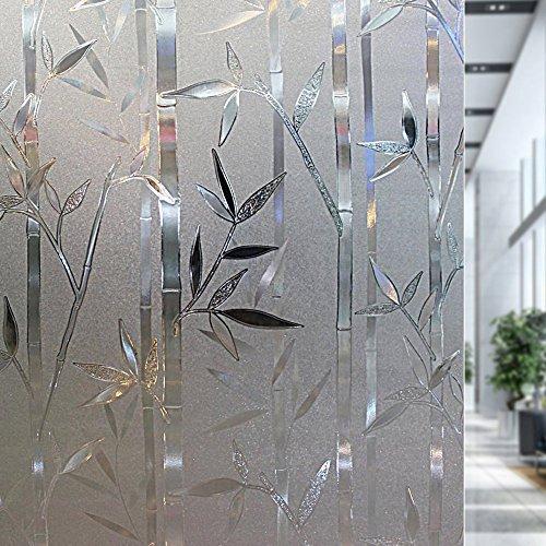 rabbitgoor-film-intimite-pour-vitre-statique-decoratif-adhesif-fenetre-vitrage-autocollant-90-cm-x-2