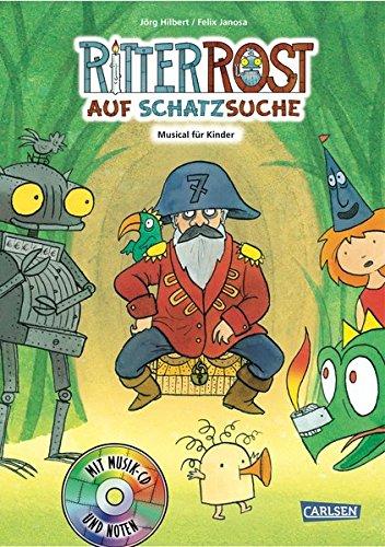 Ritter Rost 15: Ritter Rost auf Schatzsuche: Buch mit CD - Bücher Auf Kinder Für Cd