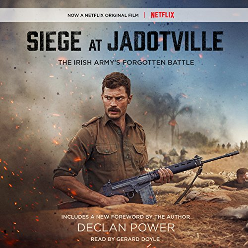 Siege at Jadotville  Audiolibri