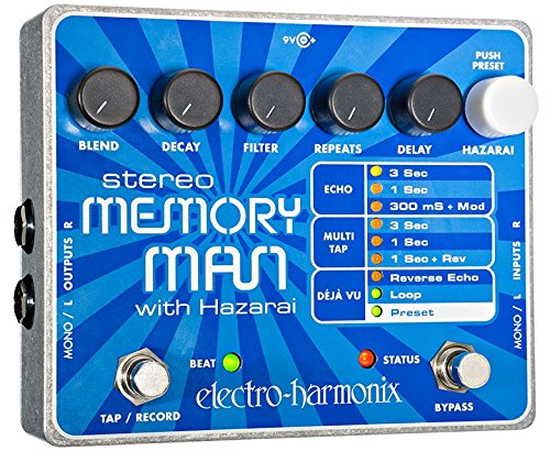Electro-Harmonix Memory Man Stereo hazarai