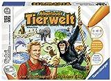 Ravensburger 00513 - Tiptoi Spiel Abenteuer Tierwelt