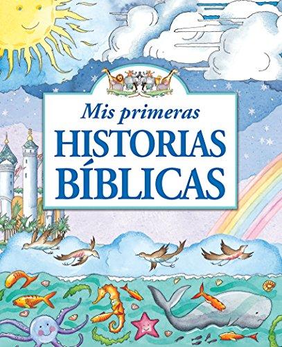 MIS Primeras Historias Bíblicas por Tim Dowley