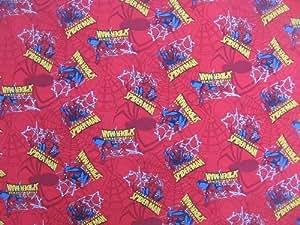 Collier de chien Bandanas D088M Spiderman Mini Dog Collar Bandana