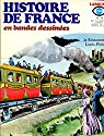 Histoire de France en bandes déssinées - n°18 - la Restauration - Louis-Philippe par Bastian