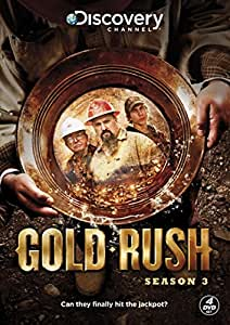 Gold Rush - Season 3 [DVD]