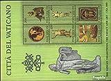 Vatikanstadt Block 7 (completa.Problema.) 1983 Vaticano Arte (Francobolli ) - Prophila Collection - amazon.it