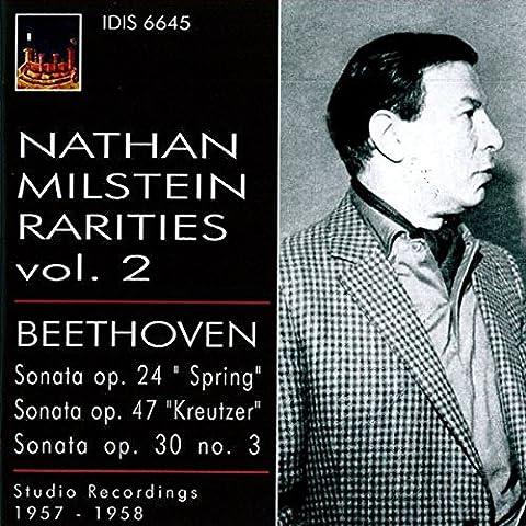 Raretés vol.2 : Sonates pour violon et