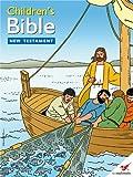 Children's Bible Comic Book New Testament