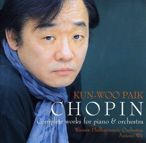 Chopin - Intégrale de l'Oeuvre pour piano et orchestre