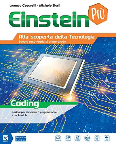 Einstein pi. Coding. Per la Scuola media. Con e-book. Con espansione online