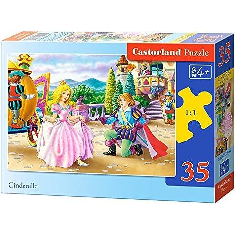 Cinderella Puzzle 35 pezzi