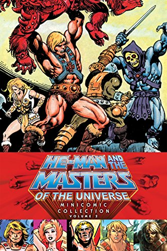 He-Man and the Masters of the Universe Minicomic Collection Volume 2 di Various