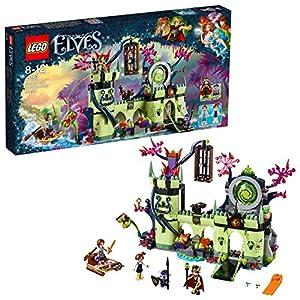 LEGO-Elves Evasione dalla Fortezza del Re dei Goblin Costruzioni Piccole Gioco Bambino, Multicolore, 804709 1 spesavip