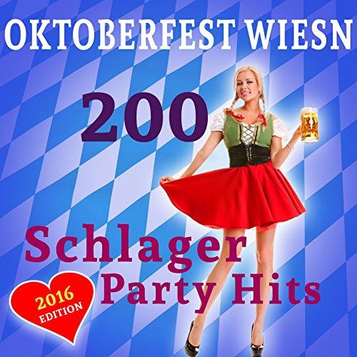 200 Oktoberfest Wiesn Schlager...
