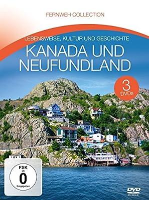 Kanada und Neufundland [3 DVDs]