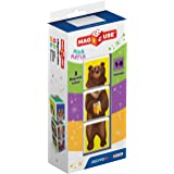 Geomag- Animals Cubetti magnetici, 110